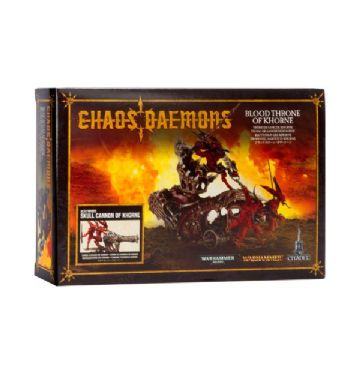 Games Workshop Warhammer Chaos Daemons Blood Throne Of Khorne 97-22